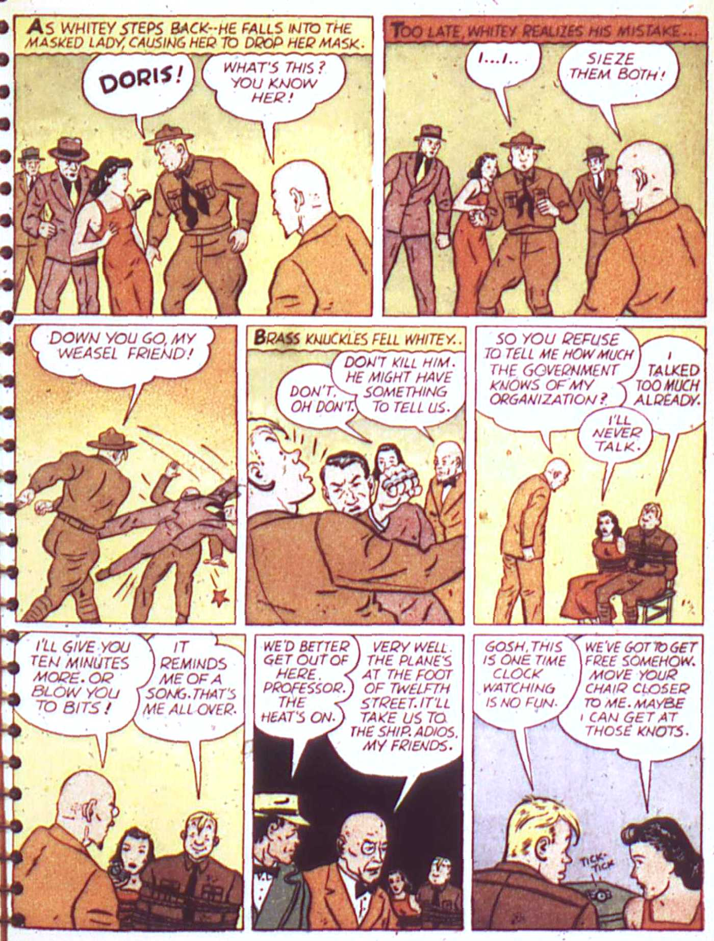 Read online All-American Comics (1939) comic -  Issue #17 - 63