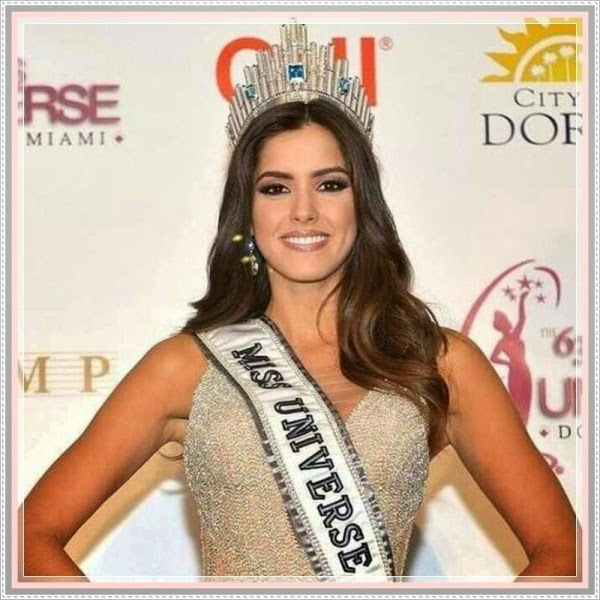 Miss Universo Colombiana 2014