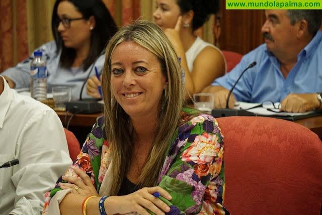 María de Haro - PP La Palma
