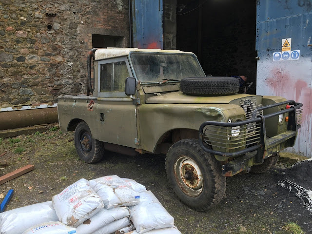 Landrover Defender: Land Rover Series 2a 1971 SPARES /REPAIRS ...