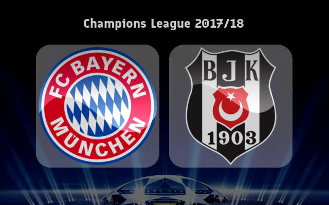 Bayern Munich vs Besiktas Highlights & Full Match 20 February 2018