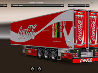 Mod Skin And Trailer Euro Truck Simulator 2