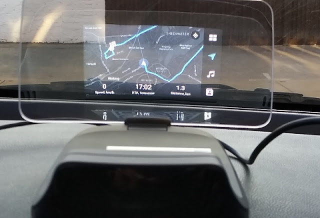 Hudway Cast Heads Up Display Keeps Your Eyes On The Road ...