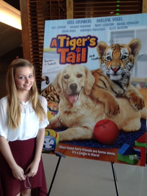 A Tigers Tail