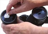 How to Clean Your Birding Binoculars