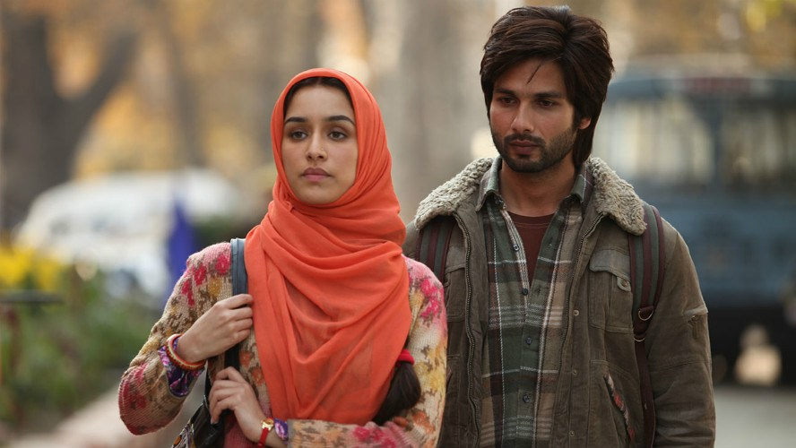 Award Winning Costues on Haider Movie