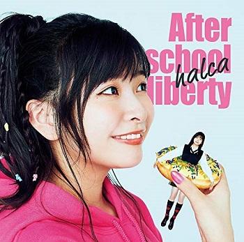 [Single] halca – 放課後のリバテ [MP3]