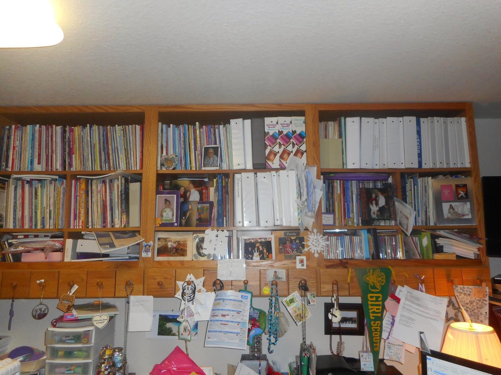 Mel's quilting blog: Studio Organization Week 2