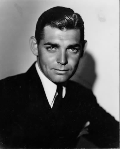 Classify Clark Gable From Gone With The Wind Page 2