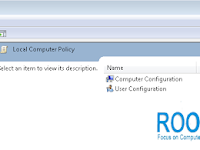 Mengenal Local Group Policy Editor Windows
