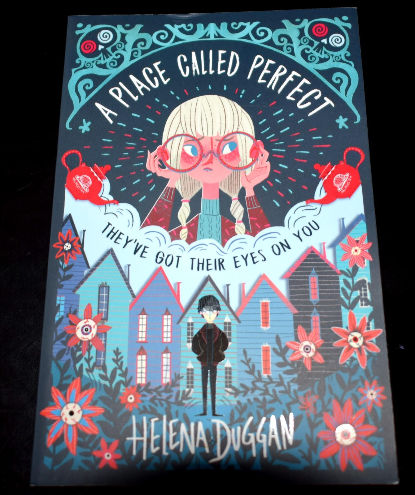 Tantrums To Smiles A Place Called Perfect Book Review