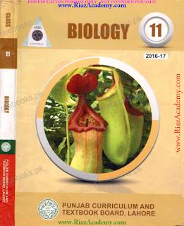 BIOLOGY 11th Class - Punjab Text Books