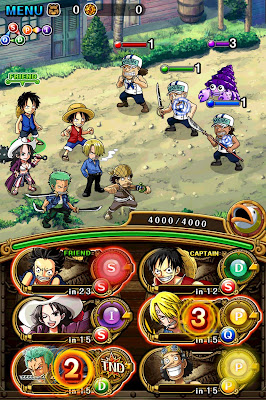 Download One Piece Treasure Cruise MOD APK