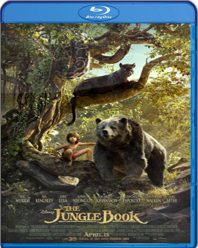 The Jungle Book [2016] [BD25] [Latino]