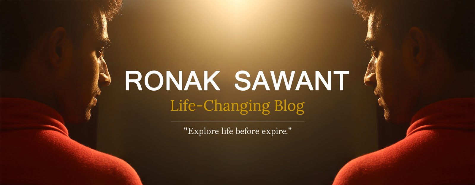 Ronak Sawant's Blog – Poetry, Writings, Inspiration & More