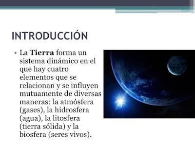 introducción la tierra