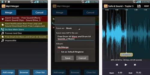 Aplikasi Android Untuk Memotong MP3