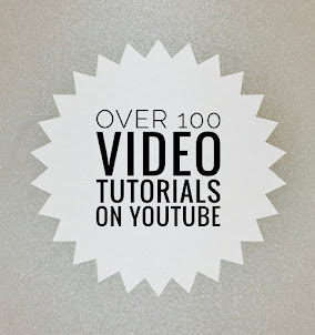 Actually, there are over 200 videos now! Check out my Aussie Stampers Channel on Youtube