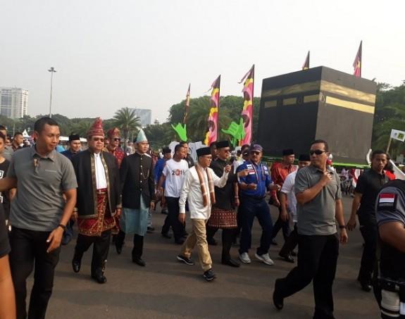 Terkuak! Ini Alasan SBY Tinggalkan Deklarasi Pemilu Damai