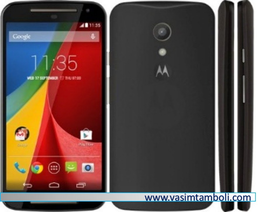Moto G 2nd Generation : Features and Specifications