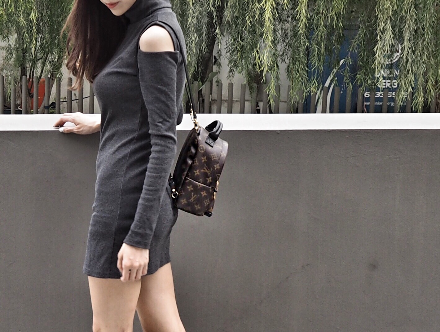3e98dbbf1694 Lv Mini Backpack Street Style- Fenix Toulouse Handball