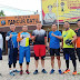 Wakapolda Sumut Bersepeda dengan Kapolrestabes Medan, Start Di Mapolsek Pancurbatu