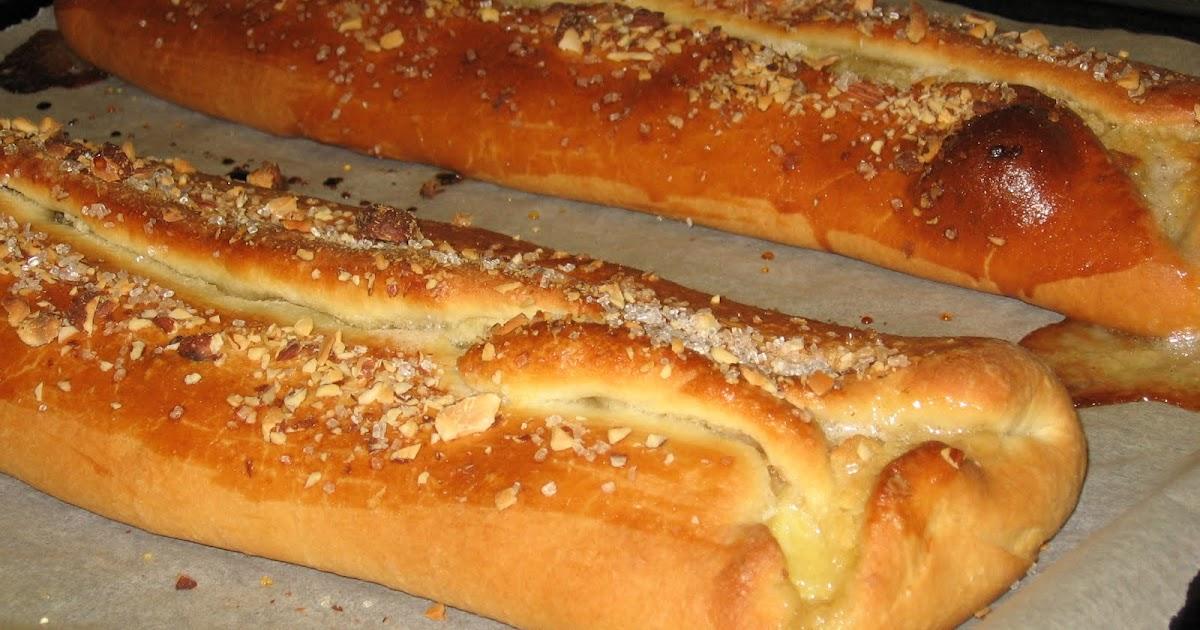 Smithefars kogeblog: Jane's Kringle med æbler og marcipan