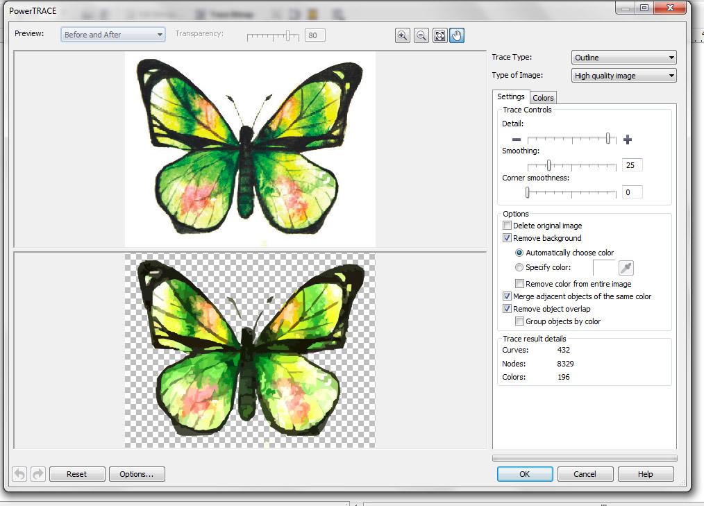 Prosto blog Как из картинки сделать вектор или