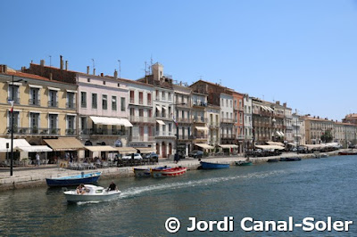 Canal Royal de Sète