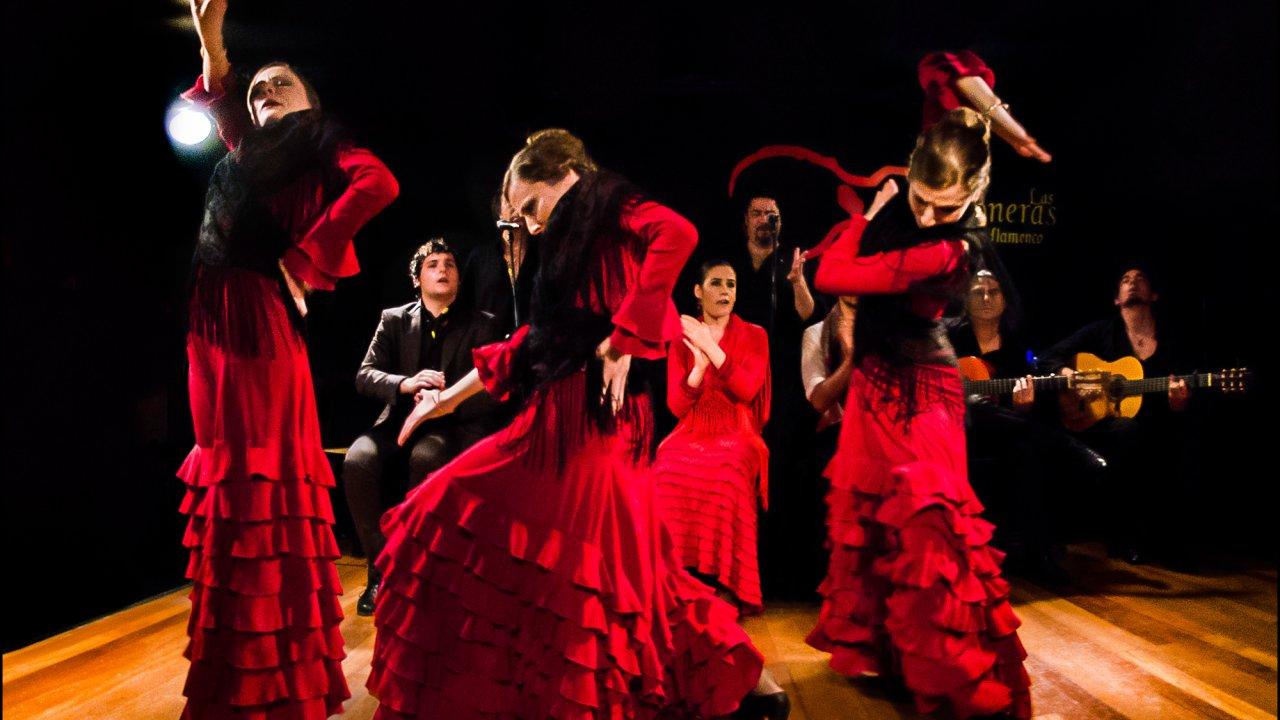 Flamenco - hiszpański taniec pasji - Moto Euro Trip 2017: z UK na Gibraltar - dzień 7, część 2