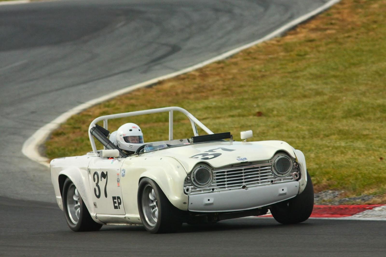 1963 Triumph Tr4 Race Car 1963 Triumph Tr4 Race Car