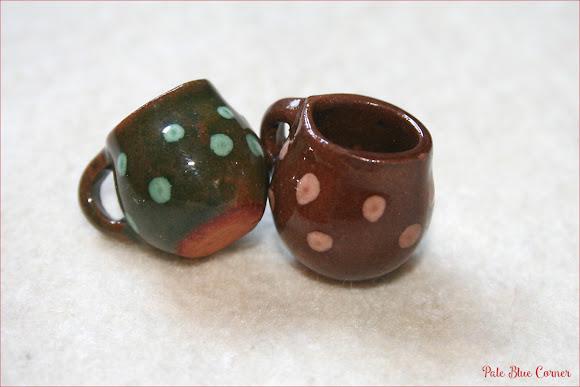 Tea Mug Necklaces