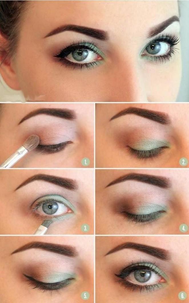 Women Fashion Girls Dress Eye Cosmetics Tips For Brown Sight 2016