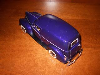 motormax ford sedan