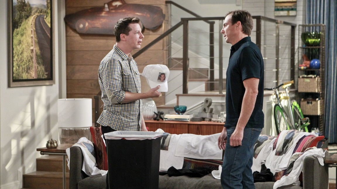The Millers - Season 2 Episode 04: You Are the Wind Beneath My Wings, Man