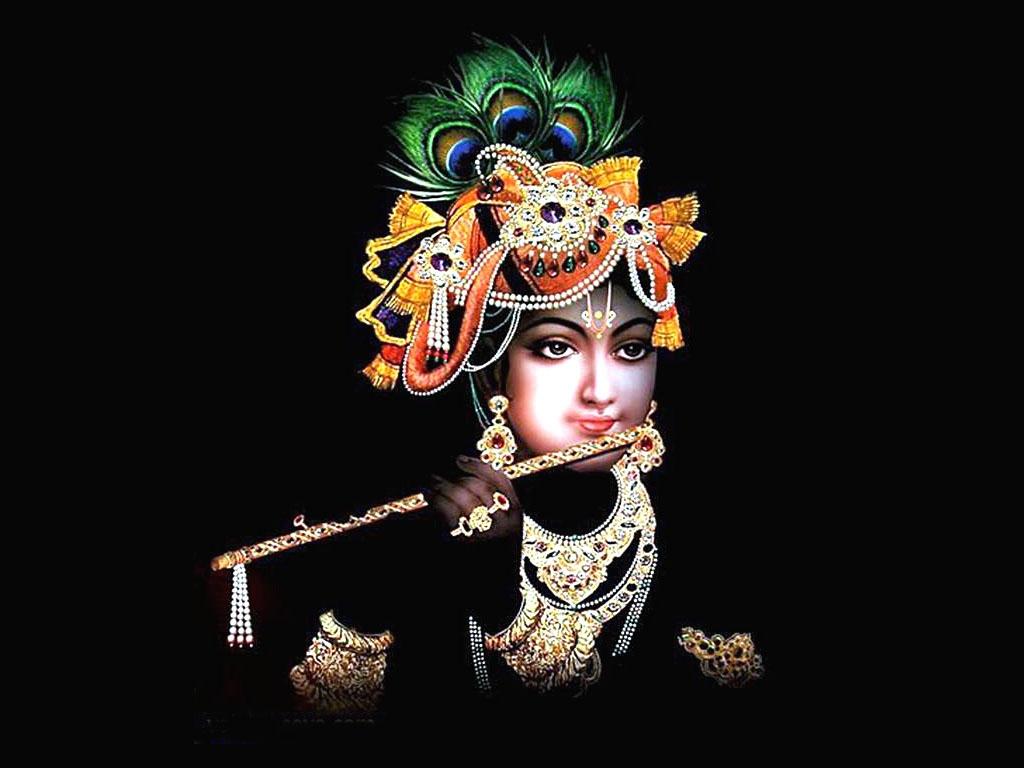 Lord Krishna Free HD Wallpaper
