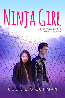 Ninja Girl Cookie O Gorman