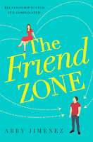 Book Review: The Friend Zone by Abby Jimenez   About That Story