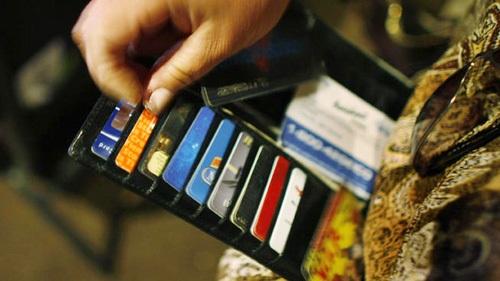 Ví điện tử - thẻ tín dụng
