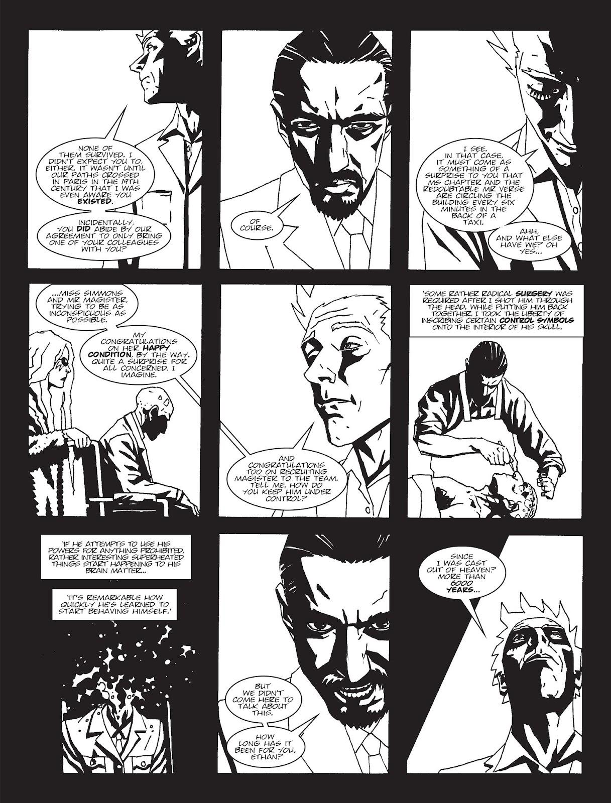 Read online Caballistics Inc. The Complete Digital Edition comic -  Issue # TPB (Part 4) - 3
