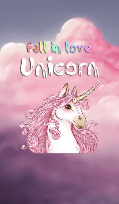 fall in love Unicorn