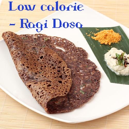 Low calorie Dosa