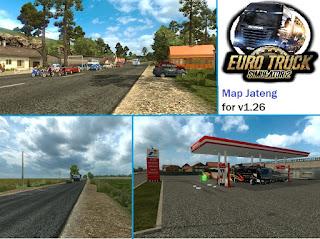 map jateng euro truck simulator 2 v.1.26