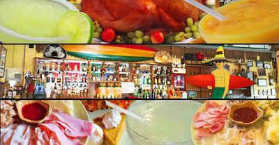 Thanksgiving Turkey and Margaritas