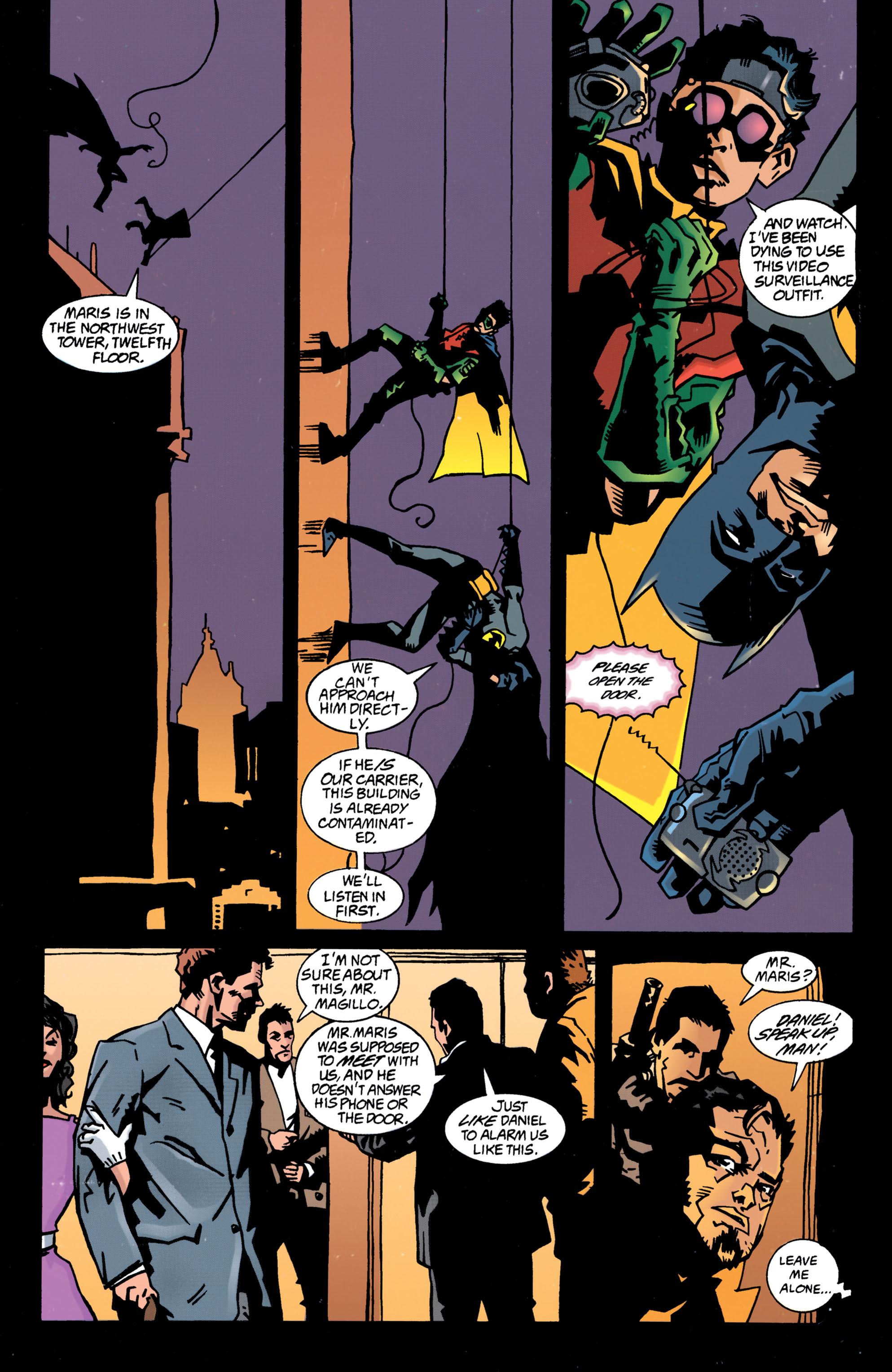 Detective Comics (1937) 695 Page 7