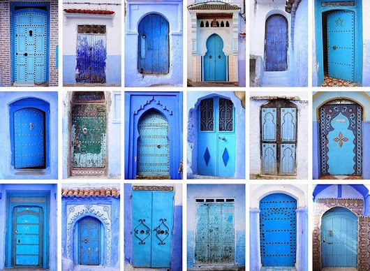 The blue city of Morocco, Chefchaouen         ~          Alhamratour-Travel the halal way!