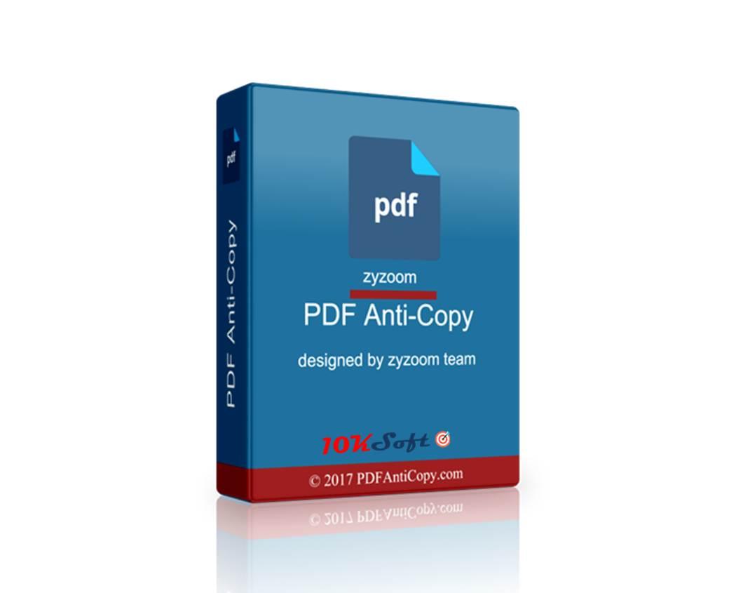 PDF Anti-Copy Free Download