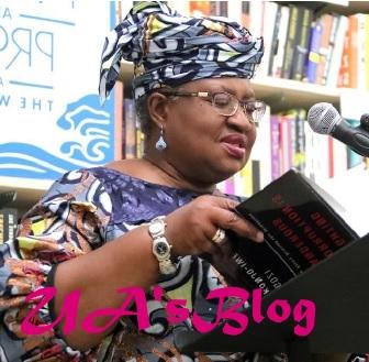 I'm done serving Nigeria –Okonjo-Iweala