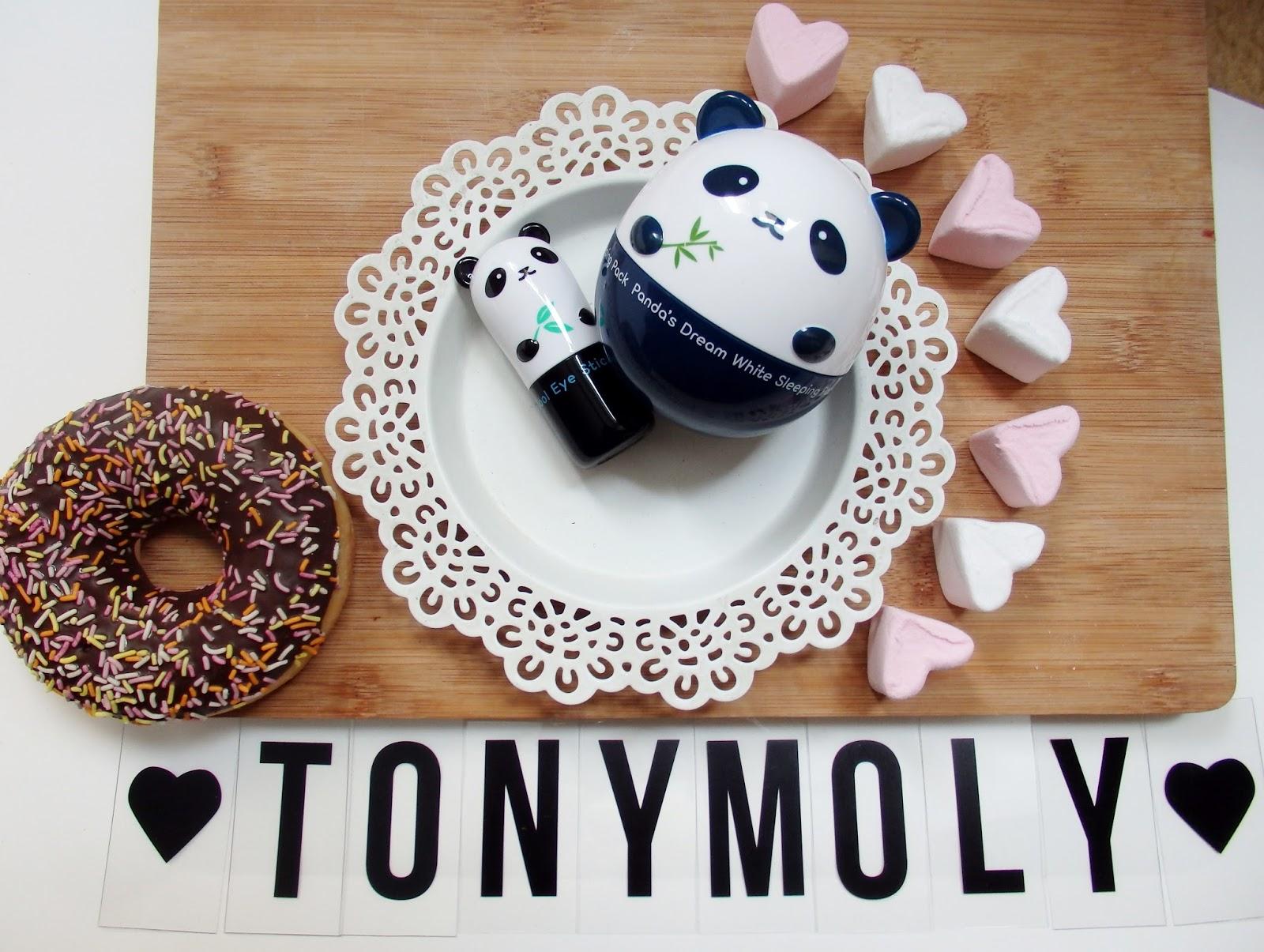 Czy warto kupić dwie pandy? Tony Moly Panda's Dream