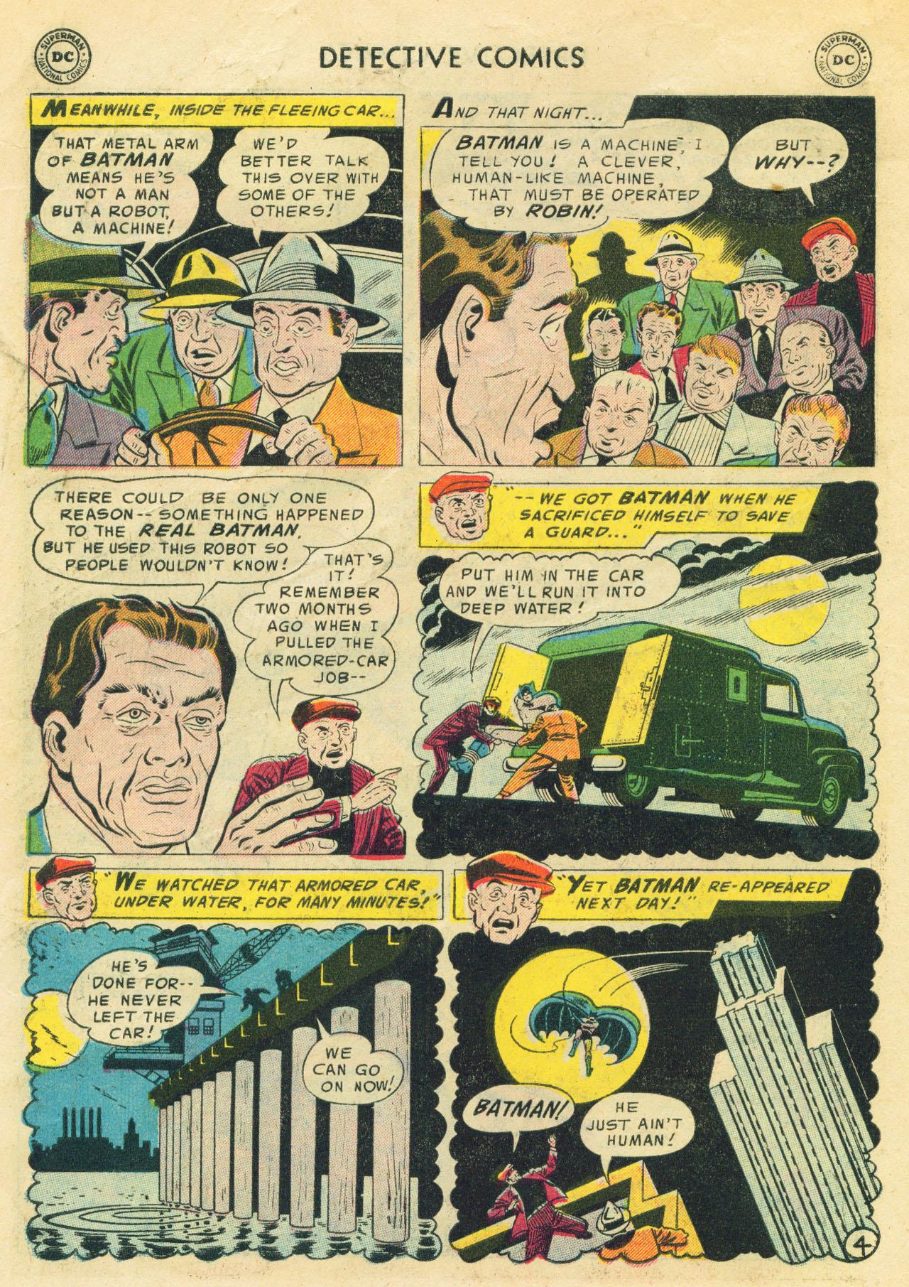 Detective Comics (1937) 224 Page 5